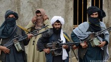 Taliban Insurgents Capture Another Afghan District For 3rd Straight Day