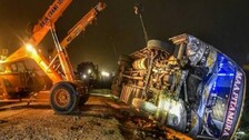 Kanpur Accident: Toll Climbs To 17, PM Announces Rs 2L Ex-Gratia