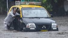 Monsoon Storms Into Maha: Trains, Traffic Hit In Mumbai