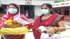 Odisha Observes 'Sabitri Brata' Amid Instances Of Covid Rule Violation