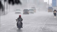 Monsoon Touches Odisha, Will Cover Entire State In 48 Hrs
