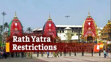 Rath Yatra 2021: Lord Jagannath's Juggernaut To Roll Without The Tug Of Devotees