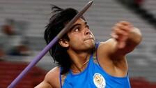 Neeraj Chopra Wins Javelin Gold At Meeting Cidade de Lisboa