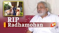 Padma Shri Professor Radhamohan Passes Away