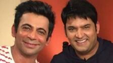 Reunion With Kapil Sharma: Sunil Grover Has This to Say