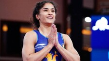 Vinesh Phogat Clinches 53kg Freestyle Gold In Poland Ranking Series
