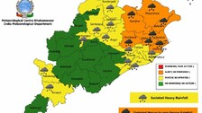 Southwest Monsoon Covers More Parts Of Odisha; Heavy Rain Alert For 7 Districts
