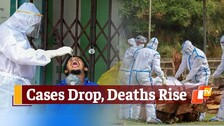 Covid-19 Cases Drop In Odisha, But Daily Deaths Still At A High 45