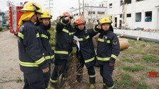 12 killed, Over 100 Injured In Gas Explosion In China