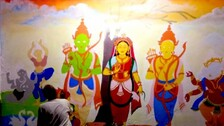 Welcome To Raghurajpur: Murals In Puri's Heritage Village A Visual Treat For All