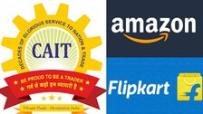 CAIT Vs Amazon, Flipkart: Traders Body Fully Geared Up To Fight E-Commerce Companies