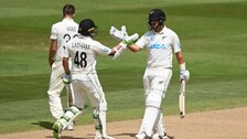 ENG v NZ: New Zealand Win 2nd Test, Clinch Series In England After 22 Years