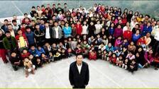 Mizoram Man With 38 Wives, 89 Children, 33 Grandchildren Passes Away At 76