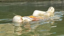 Weird Traditional Belief: BIhar Man Dies Of Snakebite, Dumped In Ganga With Banana Tree Trunk