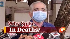 What Is Causing Sudden Rise In Covid Deaths? Odisha Health Expert Clarifies
