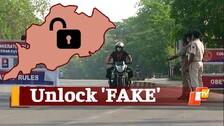 Stop Spreading 'Fake News' Regarding Unlock In Odisha - Says SRC