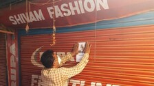 5 Shops Sealed In Bhubaneswar For Flouting Covid-19 Norms