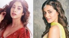 Ananya Panday, Janhvi Kapoor Entice With Gorgeous Clicks
