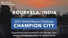 Rourkela Among Two Indian Cities To Make It To 50 Finalists In Bloomberg Global Mayors Challenge