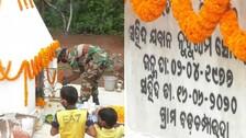 Odisha Recalls Galwan Martyr Nuduram Soren's Heroics