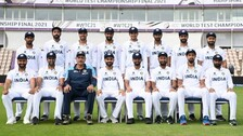 WTC Final: BCCI Announces India's Playing XI Against New Zealand
