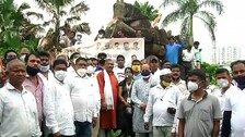 Congress Ups The Ante Against Iconic Warrior-Horse Replica Relocation In Bhubaneswar