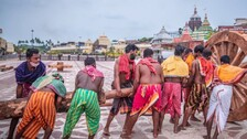 Four-Stage Covid Test For Sevayats Before Participation In Puri Rath Yatra