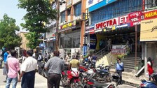 Bhubaneswar: Two Markets Closed Over Covid Norms Violations