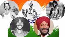 Bollywood Pays Homage To 'Flying Sikh' Milkha Singh: His Legacy Remains Unmatched