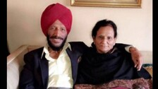 Legendary Olympian Milkha Singh, Wife Nirmal Kaur Pass Away In 6 Day Interval, Sports Fraternity In Shock