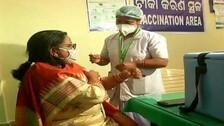 Odisha To Reach 1 crore Covid Vaccination Milestone Soon; Plans 100% Coverage By 75th I-Day