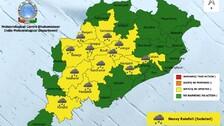 Thunderstorm, Heavy Rain To Lash Several Odisha Districts: IMD