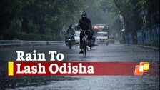 Heavy Rains To Pound Parts Of Odisha Today; Check Weather Updates For Next Four Days