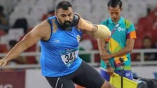 Shot-Putter Tejinder Toor Qualifies For Tokyo Olympics With Record-Breaking Show At IGP 4
