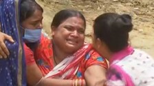 Moments After Seeking Help For Treatment, Woman Losses Husband To Covid In Kendrapara