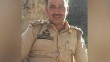 2 Terrorists With Pistols Shot Dead J&K Police Inspector