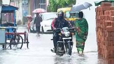 Monsoon Triggers Heavy Rain In Cuttack-Bhubaneswar