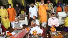 Snana Purnima: Ahmedabad Jagannath Rath Yatra Festival Begins With Jalyatra