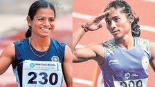 Dutee Chand, Hima Das To Make One Last Attempt To Book Olympic Berths