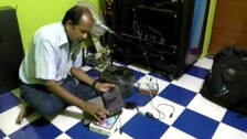Odisha Teacher Adopts Innovative Way To Teach Students Facing Internet, Mobile Issues