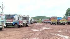 Covid Lockdown Strains Truckers, Small Traders Across Odisha