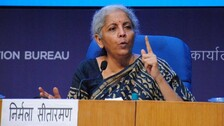 Nirmala Sitharaman Points At Investment Opportunities In India To US Investors