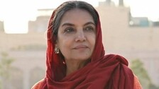 Shabana Azmi Complains Against Fraudsters Using Alcohol Shop's Name To Cheat Her