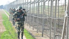 Infiltration Bid Along LoC Foiled; HugeCache Of Arms, Ammunition Recovered