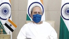 Odisha CM Lays Foundation For Liquid Medical Oxygen Storage Vessel Systems In 7 Districts