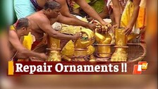 Rath Yatra 2021: Gold Ornaments Of Lord Jagannath Needs Repair, Says SJTA