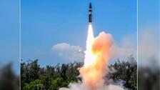 India Successfully Test-Fires Agni Prime Missile Off Odisha Coast