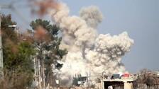 5 Militiamen Killed In US Airstrikes In Iraq, Syria