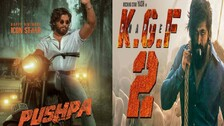 Yash's KGF Chapter 2 Loses To Allu Arjun-Rashmika Mandanna's Pushpa!