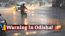 Odisha Sees 17% Deficit Rainfall In June, July Begins With Yellow Warning In 22 Districts